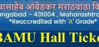 BAMU Hall Ticket