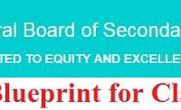CBSE Blueprint for Class 12th Exam