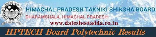 HPTECH Board Result 2019