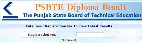 PSBTE Diploma Result 2020